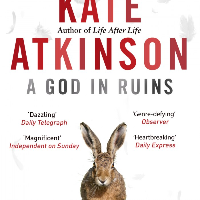 A God in Ruins - out now in paperback