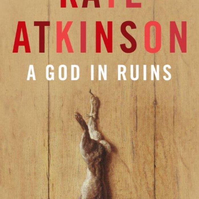 Read an extract of A God in Ruins